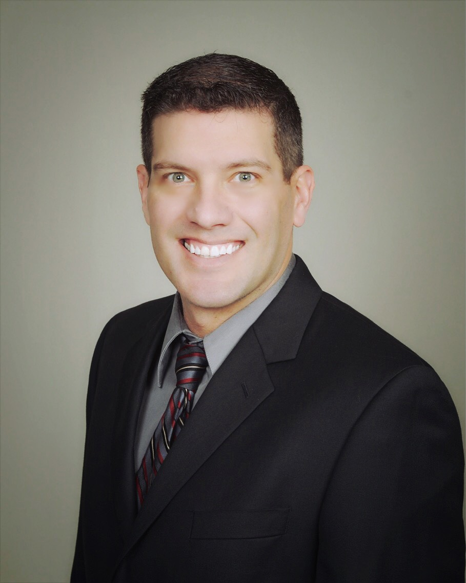 Portrait photo of Dr. Nathan Penney, a podiatric surgeon at Advaned Surgery Center of Omaha